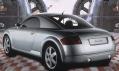 Koncept vozu Audi TT z roku 1995