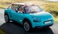 Koncept vozu Citroën Cactus M