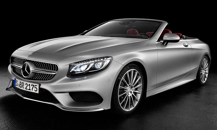 Mercedes-Benz uvádí po44 letech S-Class Cabriolet