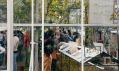 Pohled na expozice v rámci Dutch Design Week 2015