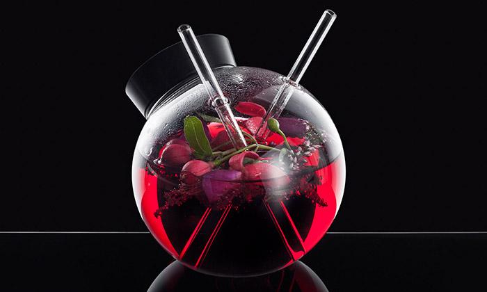 Jakobsen Design uvádí koktejlovou skleničku Quido