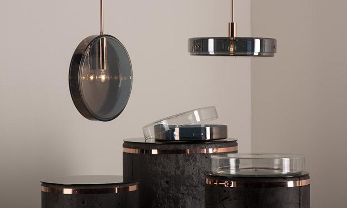 Kavalier Design uvádí svítidla vetvaru Petriho misky