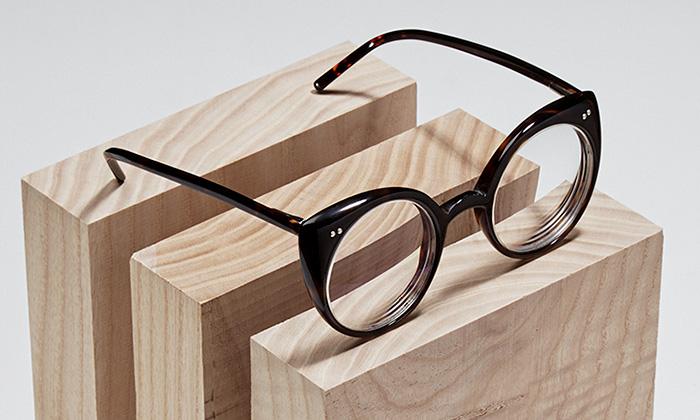 Nastassia Aleinikava navrhla kolekci brýlí Collection 1