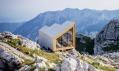Přístřešek pod horou Skuta veSlovinských Alpách