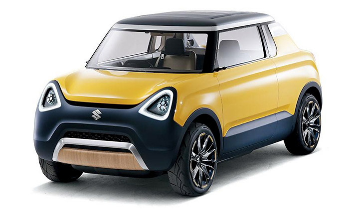 Suzuki veze doTokia zdařilé koncepty aut imotorek