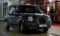 The London Taxi Company akultovní taxi TX5