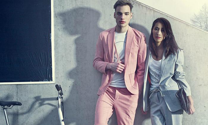 Čeští Free Circle navrhují elegantní oblečení nakolo