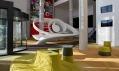 Vodafone Lobby West City Praha od IO Studio