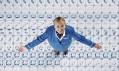 KLM safety film zkeramiky Delft Blue
