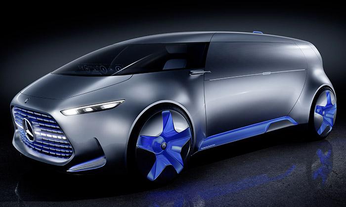 Mercedes-Benz představil koncept Vision Tokyo