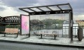 Městský mobiliář zprojektu Pro lepší město odEduarda Herrmanna aMatěje Coufala