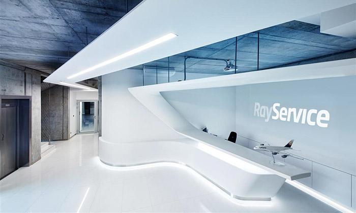 RayService otevřeli vOstravě futuristické kanceláře
