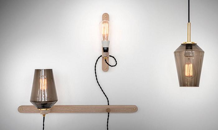 Svítidla české značky LampLab: Stick