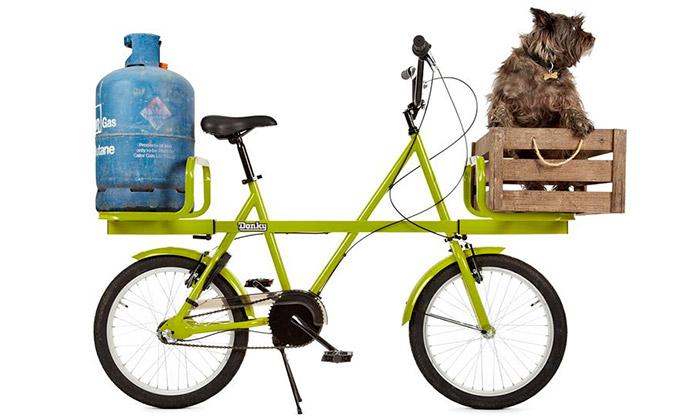 Cycle Revolution jevýstava fenoménu jízdních kol