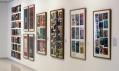 Pohled do expozice výstavy Dohnat a předehnat