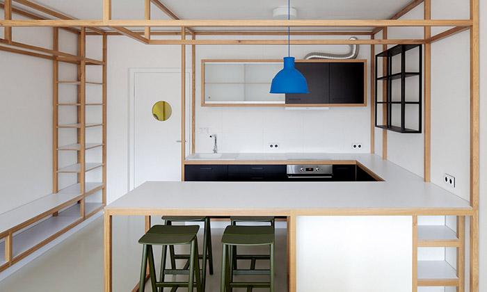 V pražských Vokovicích vyrostl moderní byt pro hosta