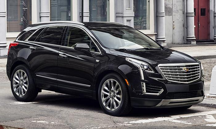 Cadillac představil zcela nový luxusní crossover XT5