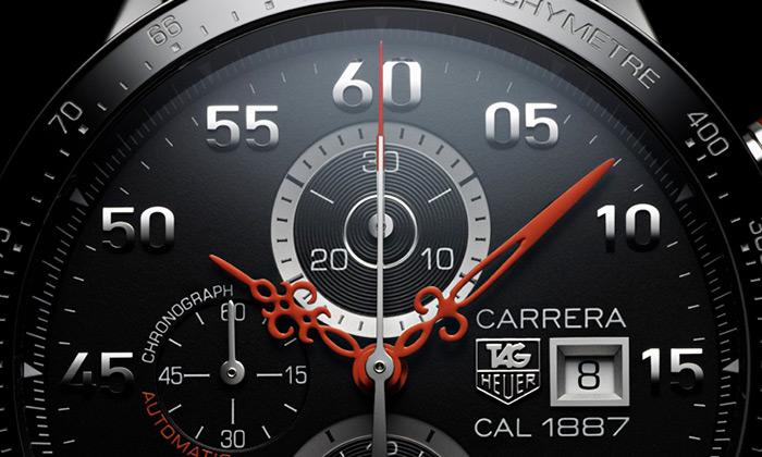Nendo navrhli hodinky Carrera santickými ručičkami