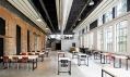 Piettovy papírny v Plzni prošlé konverzí na kulturní centrum Papírna