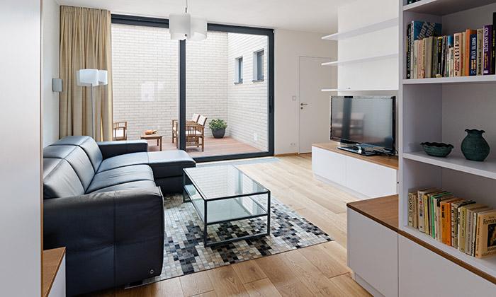 Rodinný dům vBrně Židenicích omladil svůj interiér