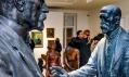 Ukázka z expozice výstavy Art is Here
