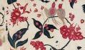 Ukázka z výstavy The Fabric of India v Victoria & Albert Museum v Londýně
