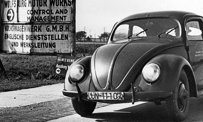 Volkswagen Brouk slaví 70 let odzahájení výroby