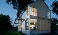 Garden Street Residence v Texasu od Pavonetti Architecture