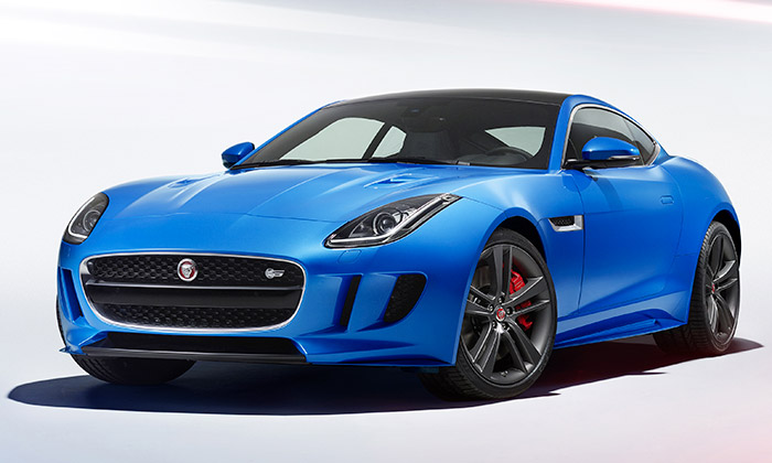 Jaguar uvádí sporťák F-Type British Design Edition