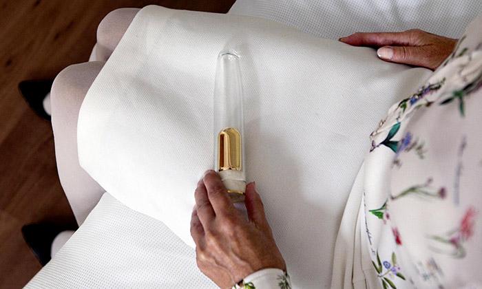 21 Grams jeerotická pomůcka spopelem manžela