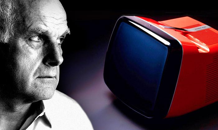 Zemřel velikán světového designu Richard Sapper
