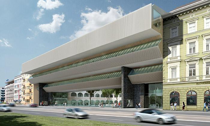 Slovenská národní galerie projde velkou rekonstrukcí
