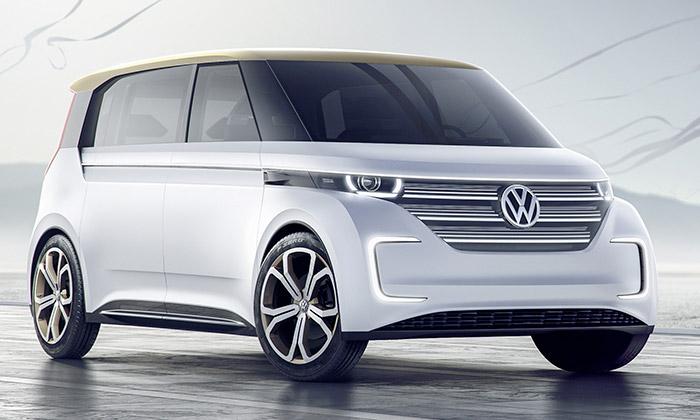 Volkswagen představil koncept elektrického Budd-e