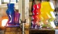 Výtvarná sklářská kolekce Design Moser 2016