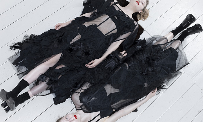 Čeští návrháři seukáží naakci London Fashion Week