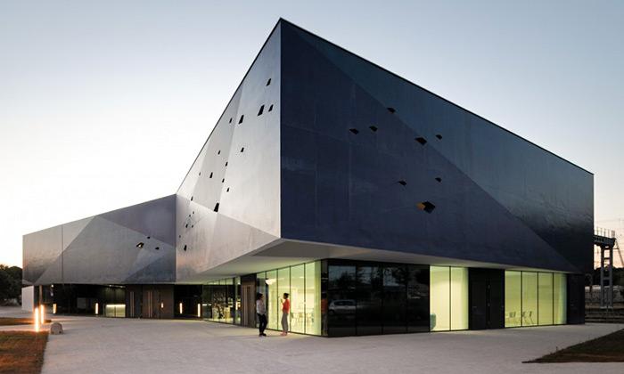 Burgundsko má nové kulturní akomunitní centrum