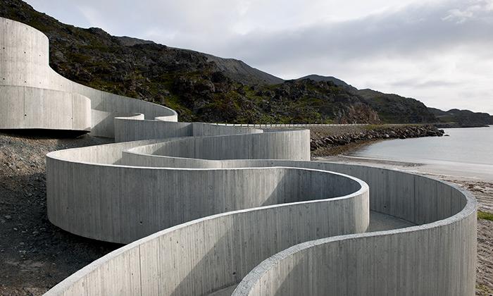 Artscape Norway ukazuje spojení přírody sdesignem