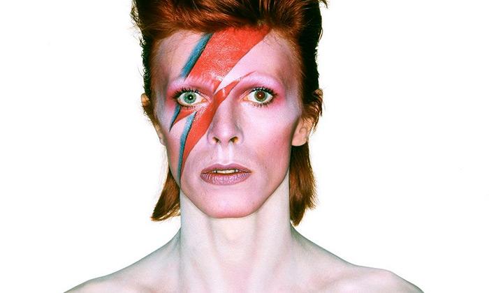 Ukázka z výstavy David Bowie is… v Groningen Museum