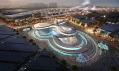 Pavilon mobility na Expo 2020 od Foster + Partners