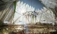 Areál Expo 2020 od HOK a Populous