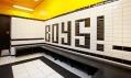 Interiér londýnské školy Vicente Cañada Blanch