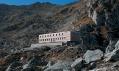 Ukázka z výstavy Postaveno v horách a Nové stavby ve švýcarských horách