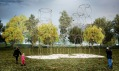 Serpentine Summer House 2016 - Yona Friedman