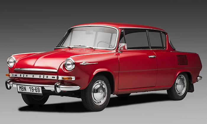 Ikonická Škoda 1000 MBX slaví padesáté narozeniny