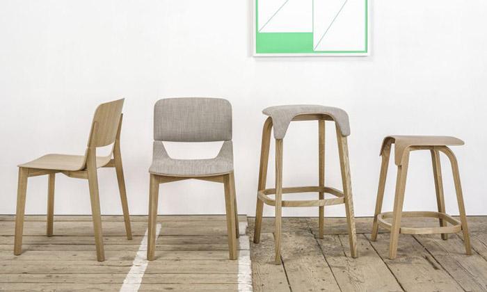 TON vMiláně představí novou kolekci nábytku Leaf