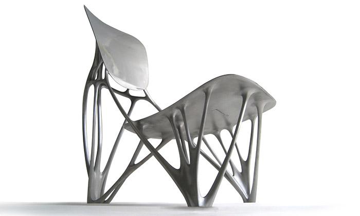 Joris Laarman a ukázka jeho tvorby