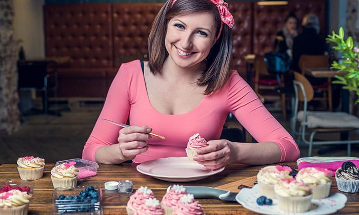 Cakeland ječeská značka soriginálními cupcakes