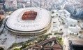 FC Barcelona a nový stadion New Camp Nou