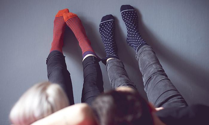 Gråpenger vyhlašují soutěž ovlastní design ponožek