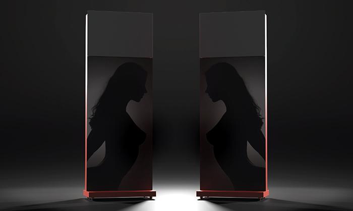Sexy Fusion jsou luxusní umělecké reprosoustavy